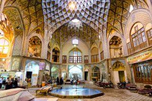 La beauté de l'architecture persane traditionnelle