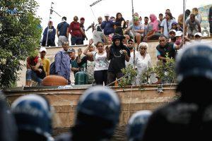 Le Parti Humaniste de Rome soutient les familles déplacées de Primavalle