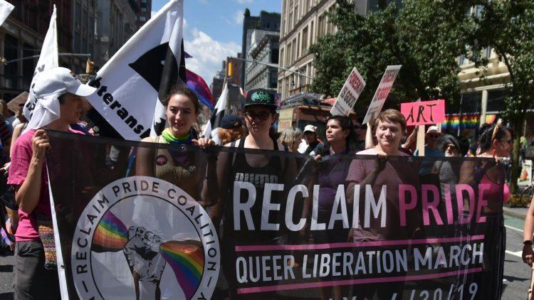 Reclaim Pride NYC 2019 – By Ellen Davidson