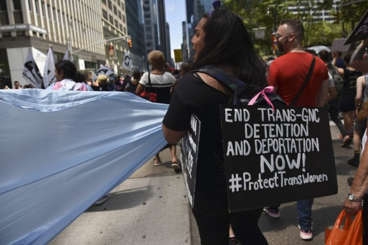 Reclaim Pride NYC 2019 Immigrants – By Ellen Davidson
