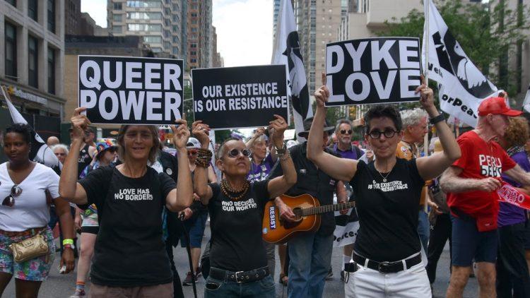 Reclaim Pride NYC 2019 Queer Power – By Ellen Davidson