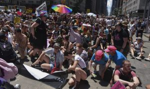 Queer Liberation March in New York City