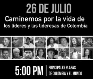 Colombia, da Bogotà a Roma, flashmob nel nome della pace