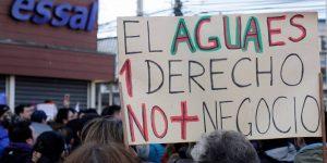 Osorno sin agua