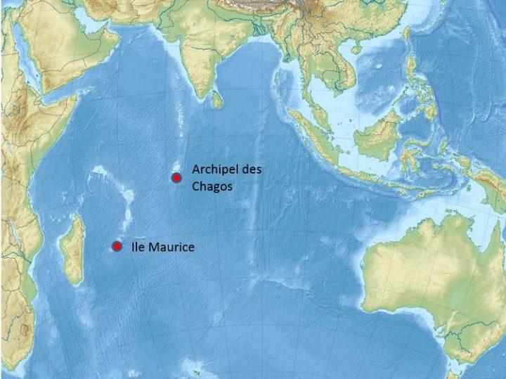 Rendre immédiatement l'archipel des Chagos à Maurice