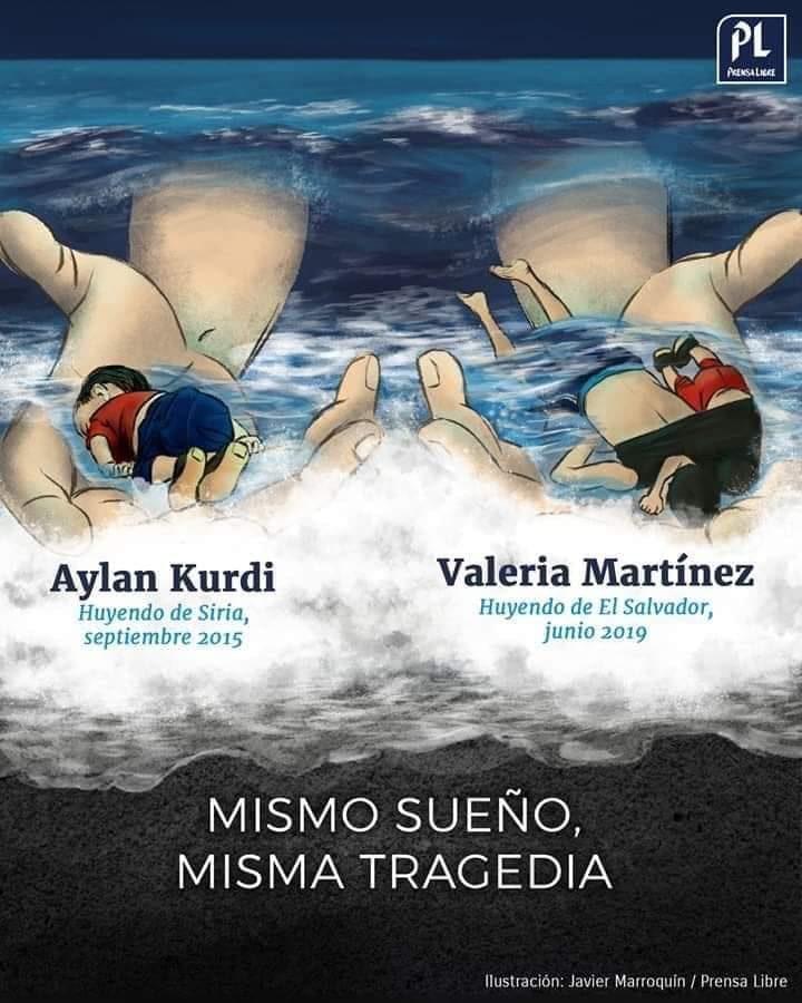Foto de migrantes mortos não mudará situação na fronteira entre México e EUA, diz pesquisadora