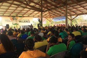 A diez años del golpe de Estado dan a conocer Manifiesto Rebelde de Mujeres Hondureñas