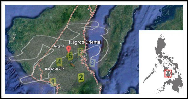 Comunicado de prensa sobre la serie de asesinatos en Negros