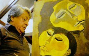Al Maestro Oswaldo Guayasamín por sus cien años
