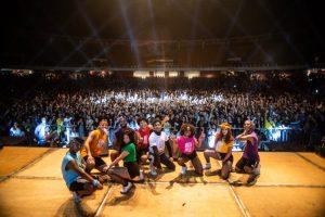 Da Zona Oeste do Rio para os palcos do Brasil