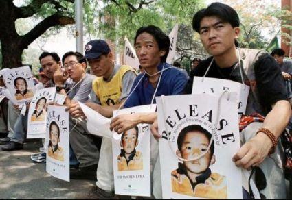 Il Panchen Lama, rapito dalla Cina, è scomparso da 24 anni
