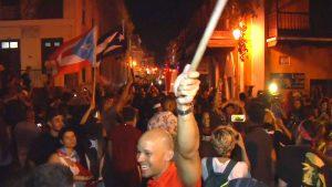 Il governatore di Porto Rico Ricardo Rosselló si dimette tra proteste di massa