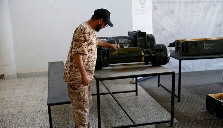 Cómo destrozar un país: las armas estadounidenses vendidas a Francia que acabaron en poder de los rebeldes libios