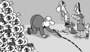 Le cercle vicieux de la concentration des richesses