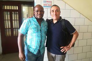 Les principaux médias guinéens collaborent avec Pressenza, un nouvel horizon dans la communication
