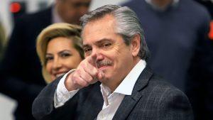 Sanction économique de la terre brûlée pour le refus par l'Argentine de l'ordre néolibéral