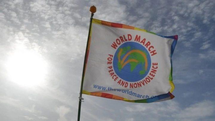 10 años después de la primera edición, se celebra la 2ª Marcha Mundial por la Paz y la Noviolencia