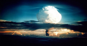 "There is no way to win a nuclear war without eliminating civilization,"" according to Tony Robinson."