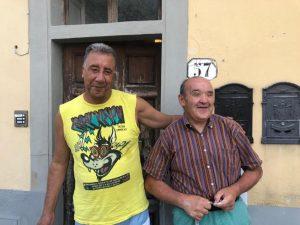 Italiano disabile ospita immigrato senza casa: «Così ci aiutiamo»