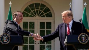 EEUU designa oficialmente a Brasil como aliado extra-OTAN