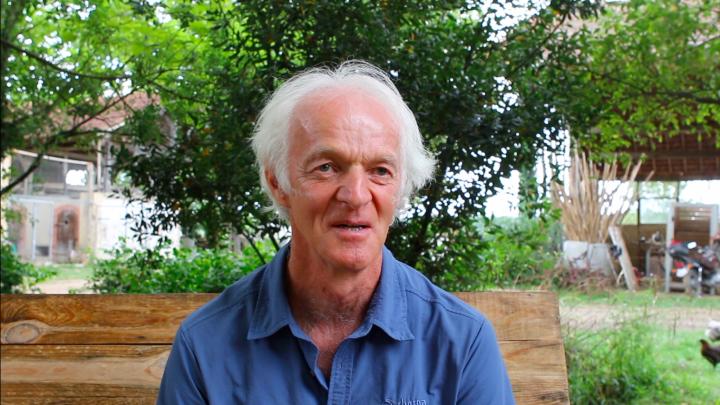 Entretien Ernst Zürcher : Réseau de transition écologique