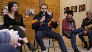 [10 ans Pressenza] Interview de Gabriel Mazzolini, des Amis de la Terre : « Il n'y a pas assez de pression sur les politiques, donc c'est à nous de la créer »