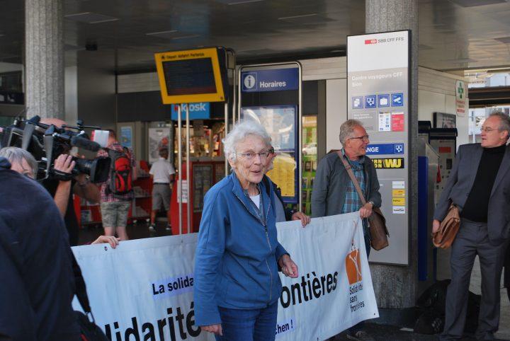 Kriminalisierung der Solidarität – Enttäuschender Entscheid gegen Flüchtlingshelferin Anni Lanz