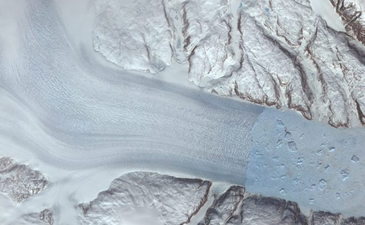 Golpe de calor azota a Groenlandia