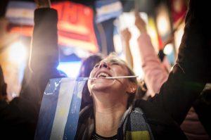 Ils ont tout cassé : chronique du naufrage de l'Argentine