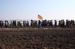 Domenica 4 agosto alle 10 riparte la marcia dei berretti rossi nelle campagne del Foggiano