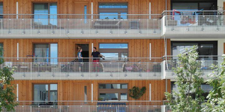 Múnich: Construcción comunitaria en auge
