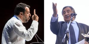 """Open Arms, Orlando: """"Salvini ministro fascista, nave trasformata in campo di concentramento"""""""