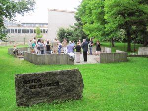 [Parque Hibakusha en Mons] Conmemoración Hiroshima Nagasaki. «Una tentativa llamada Humanidad»