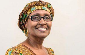 H Winnie Byanyima νέα διευθύντρια του οργανισμού UNAIDS