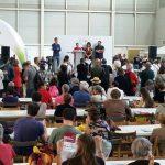 Inauguration du contre-sommet « G7 Non! Pour défendre nos alternatives! »