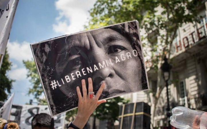Piden libertad de presas y presos argentinos