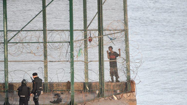 salto valla Ceuta 30 agosto 2019_ANTONIO SEMPERE (15)