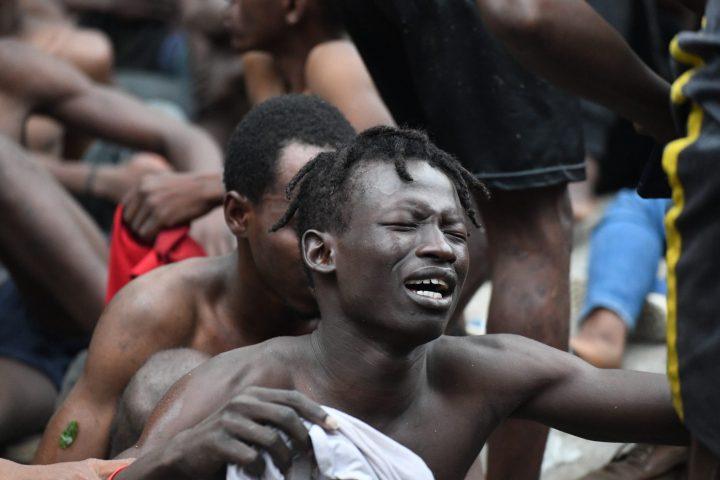 155 migrantes saltan la valla de Ceuta, mientras 7 son entregados a Marruecos en una nueva 'devolución en caliente'
