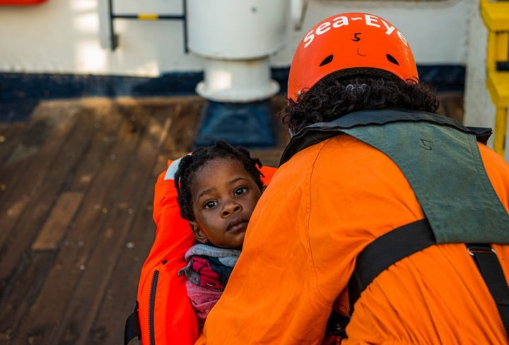 Migrantes: rescates, amenazas y liberaciones