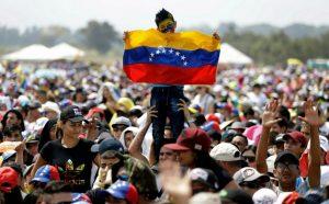 People in Venezuela are prepared for battle to defend the Bolivarian Revolution