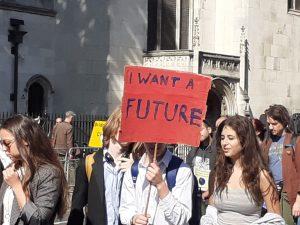 Globaler Klimastreik in London und der ganzen Welt