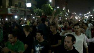 Egipto no puede controlar calles pese a dura represión