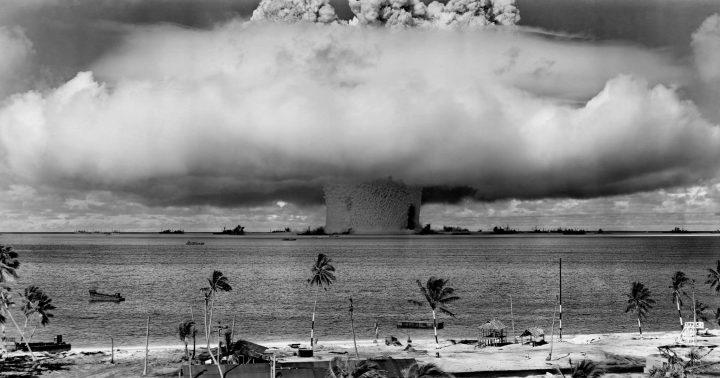 Armes nucléaires et changement climatique