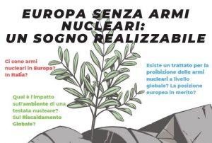 Europa senza armi nucleari: un sogno realizzabile