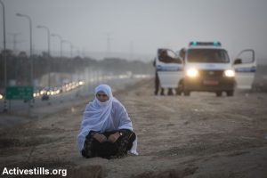 Israeli citizens are driving Bedouin voters to the polls in droves