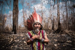 Amazonas. Huni Kuin: la vida y el fuego