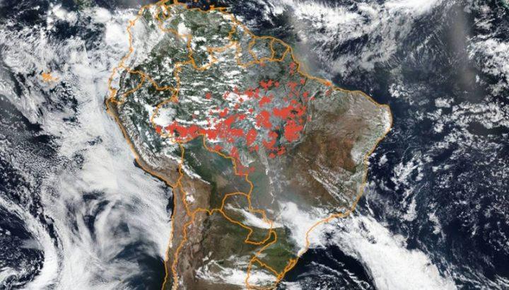 El denominado «Pacto de Leticia por la Amazonía»: breves apuntes