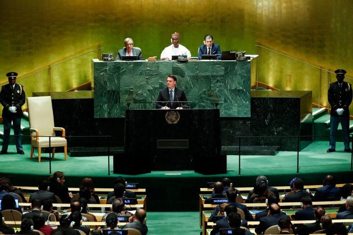 Bolsonaro na ONU: radicalização à direita, ataques a países e presidentes e anúncio de ações anti-indígenas