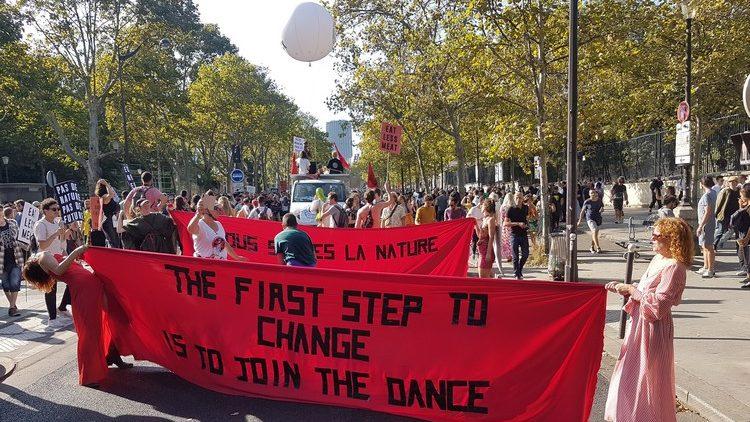 Changement-climatique,manifestation,Paris14