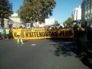 """Demonstrationen in Paris: Klima und Akt 45 der Gelbwesten: """"Das Recht auf Demonstration in Frankreich wird… theoretisch"""""""